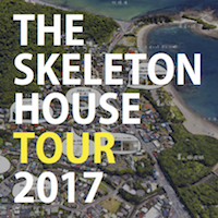 THE SKELETON HOUSE TOUR